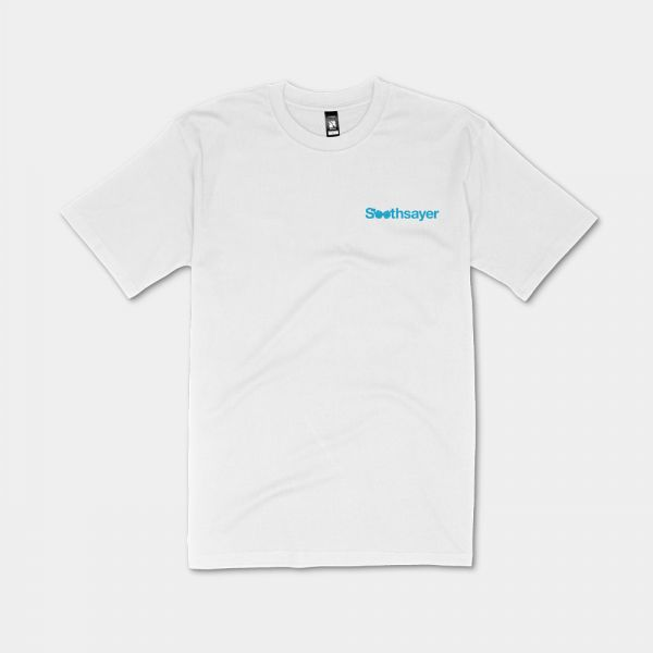 SOOTHSAYER X M.WILLIS COLLAB TEE (SKY BLUE)