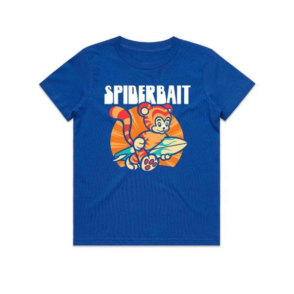 Summer Tiger Youth Royal Blue Tshirt