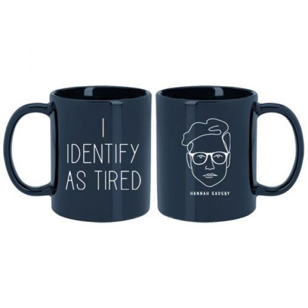 I Identify As Tired | Mug I Identify As Tired Mug