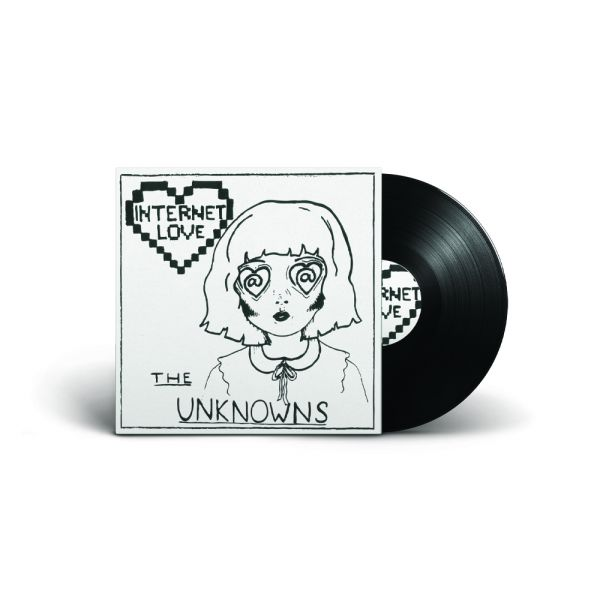 "Internet Love 7"" Vinyl"