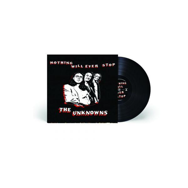 Nothing Will Ever Stop (LP) Black Vinyl