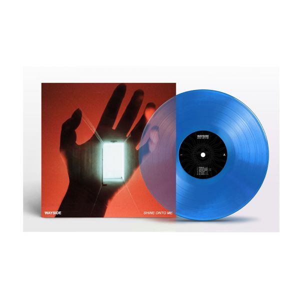 Shine Onto Me LP BLUE