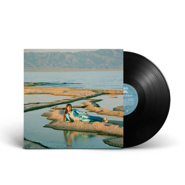 Front Row Seat to Earth LP (Vinyl)