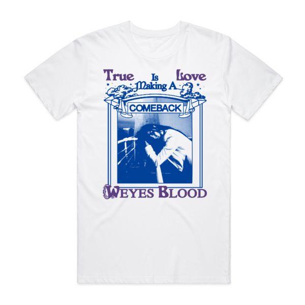 True Love White Tshirt