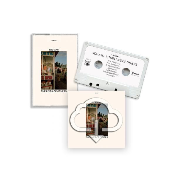 The Lives of Others Cassette + The Lives Of Others Digital Download
