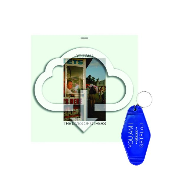 Party in Rusty's Room (Hotel Keyring +  The Lives of Others Digital Download