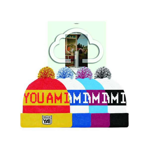 AK's Noggin Knits (Beanie + The Lives of Others Digital Download