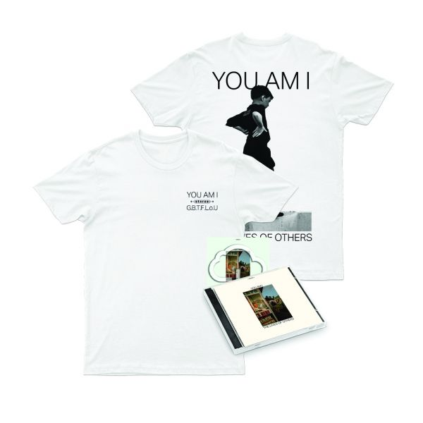The Lives of Others CD (Jewel Case) + Stereo Kid White Unisex Tshirt + The Lives Of OthersDigital Download