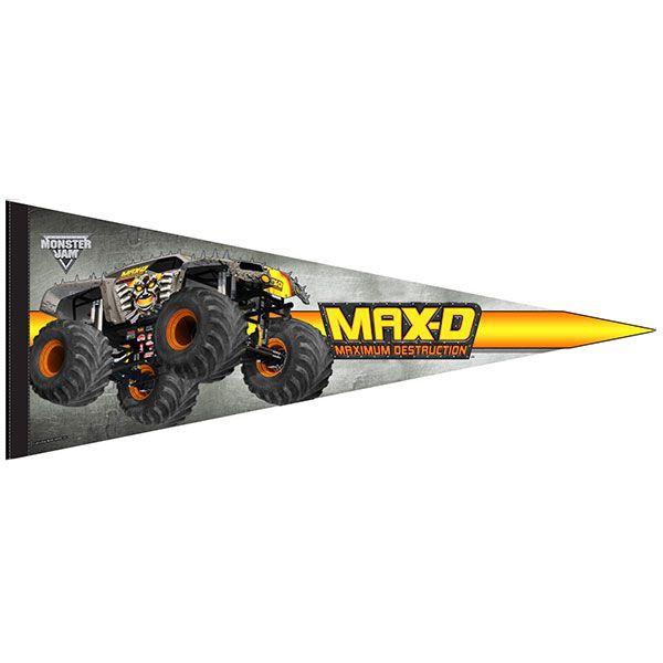 Max-D Flag