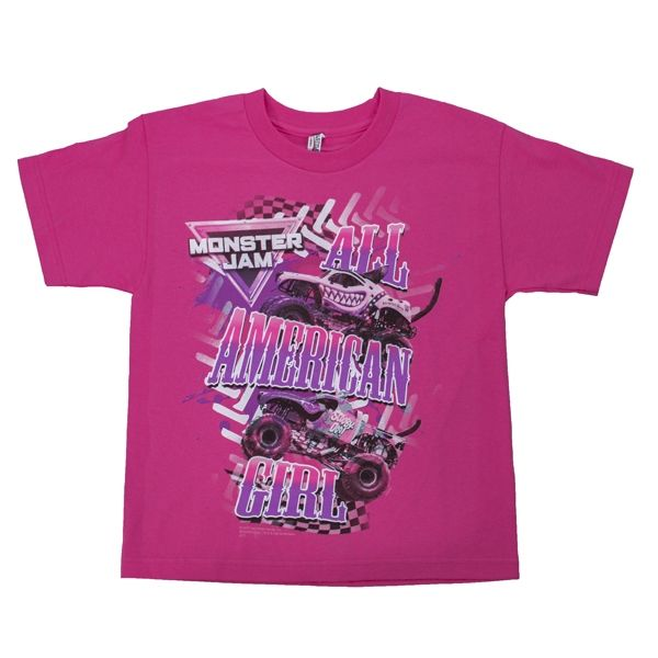 All American Girl Youth Tee