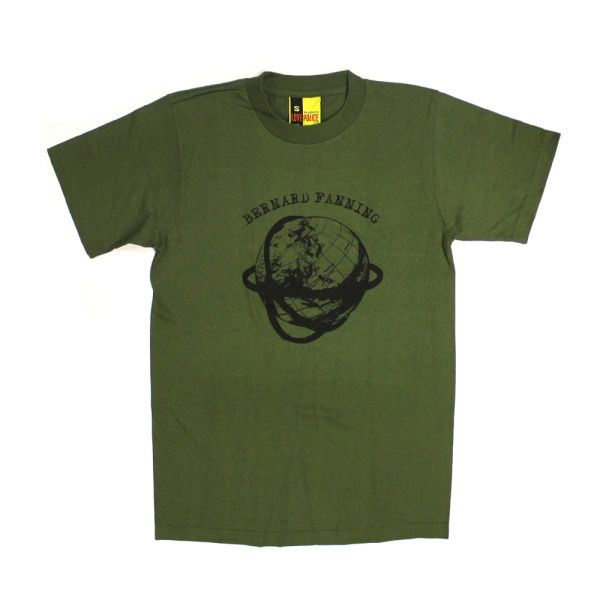 Globe Green Tshirt