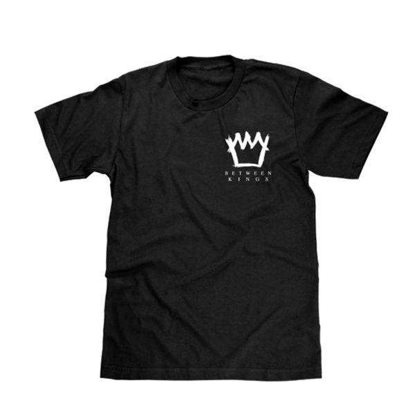 Logo Black Tshirt