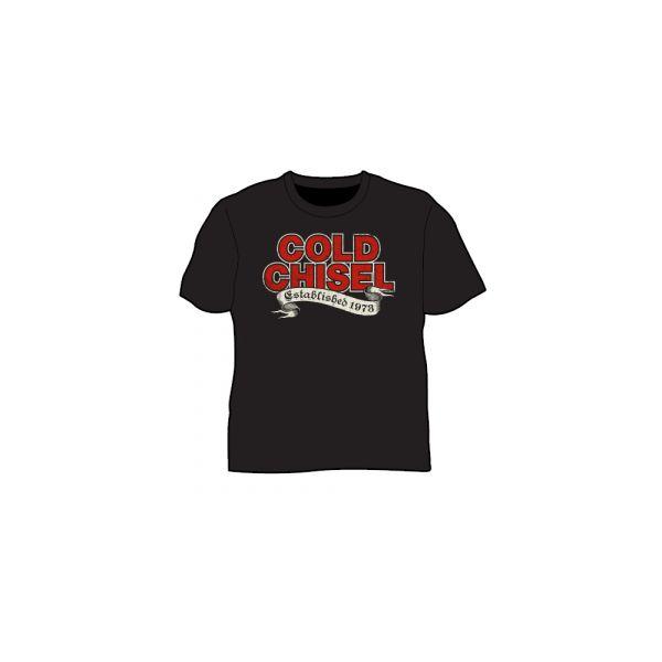 Established 1973 Black Kids Tshirt